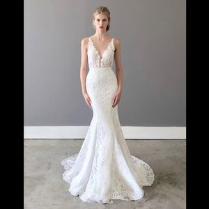 Aria Dresses - Cora Wedding Gown, by Aria